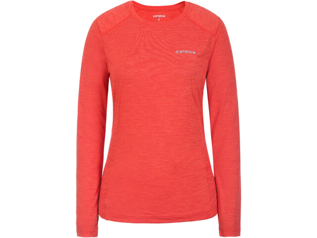 Icepeak Derry Shirt Women, coral-red